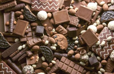 Things on Chocolate History